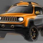 "Novo ""mini"" Jeep recorrerá à plataforma CMP"
