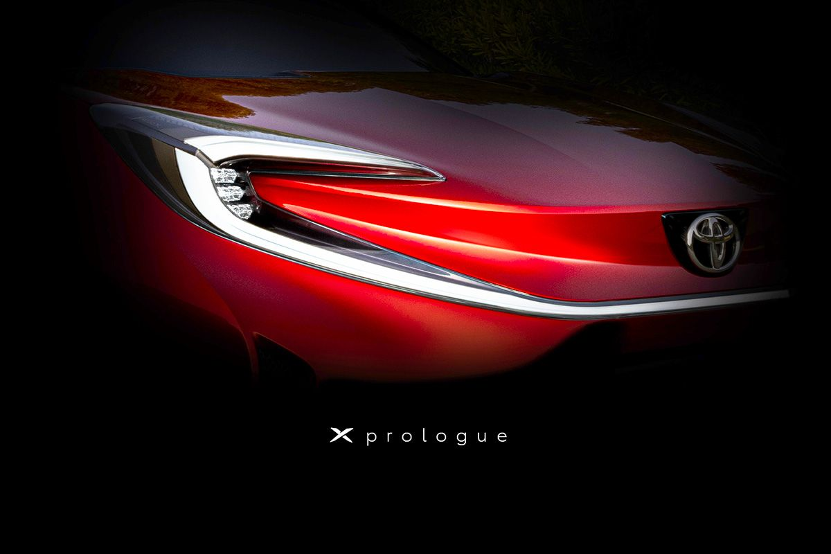 Toyota X-Prologue