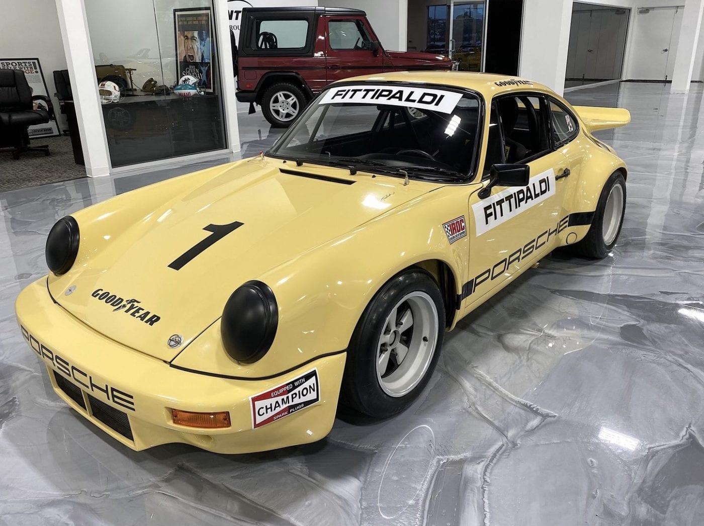 Porsche 911 RSR The Fittipaldi Car