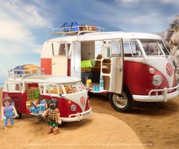 VW Pão de Forma Playmobil