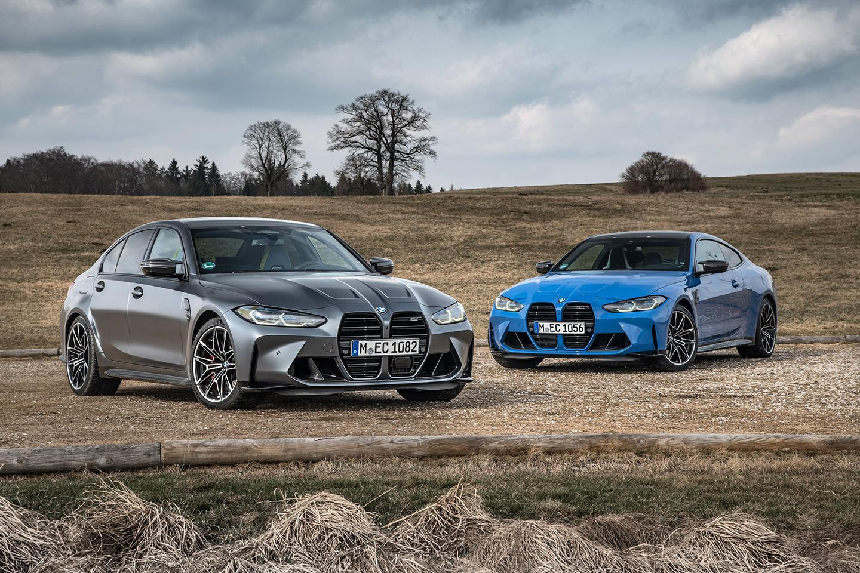 BMW M3 e M4 Competition xDrive