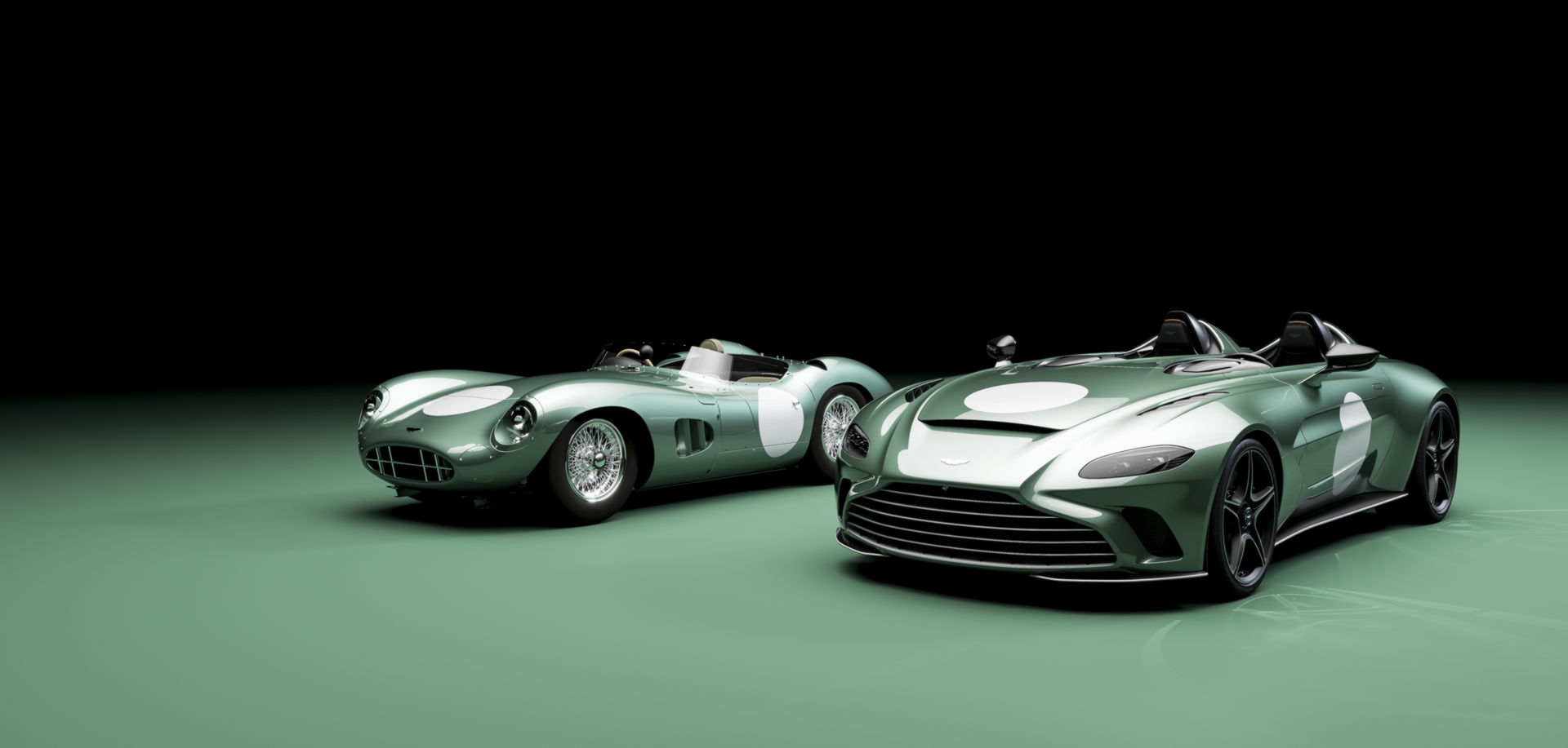 Aston Martin V12 Speedster disponível com especificação DBR1