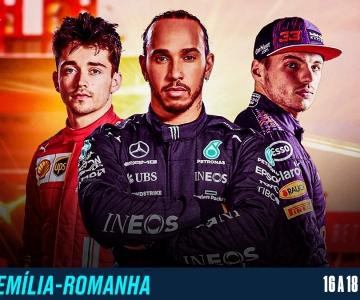 F1 G.P. Emília-Romanha