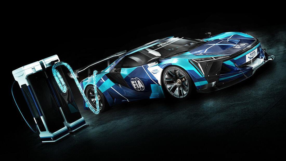 FIA vai lançar competição de GTs elétricos