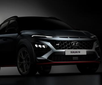 Hyundai Kauai N