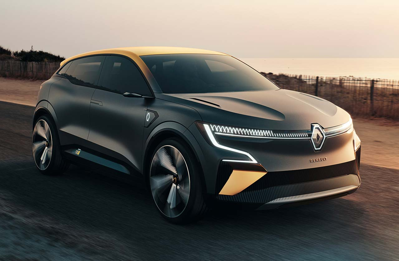Renault Mégane eVision