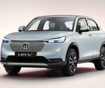 Honda HR V e HEV