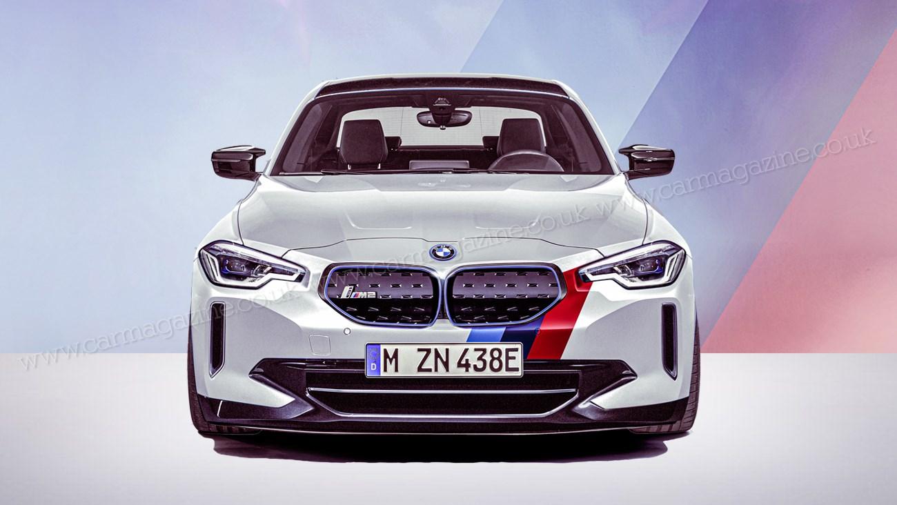 Render do BMW iM2