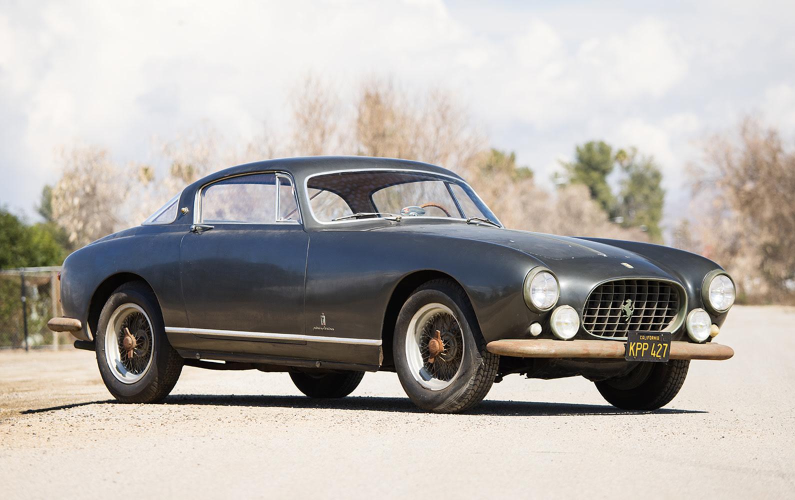 Ferrari Europa GT