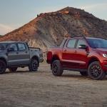 Ford Ranger Stormtrak e Wolftrak