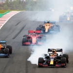 Hamilton venceu o G.P. de Portugal de 2021