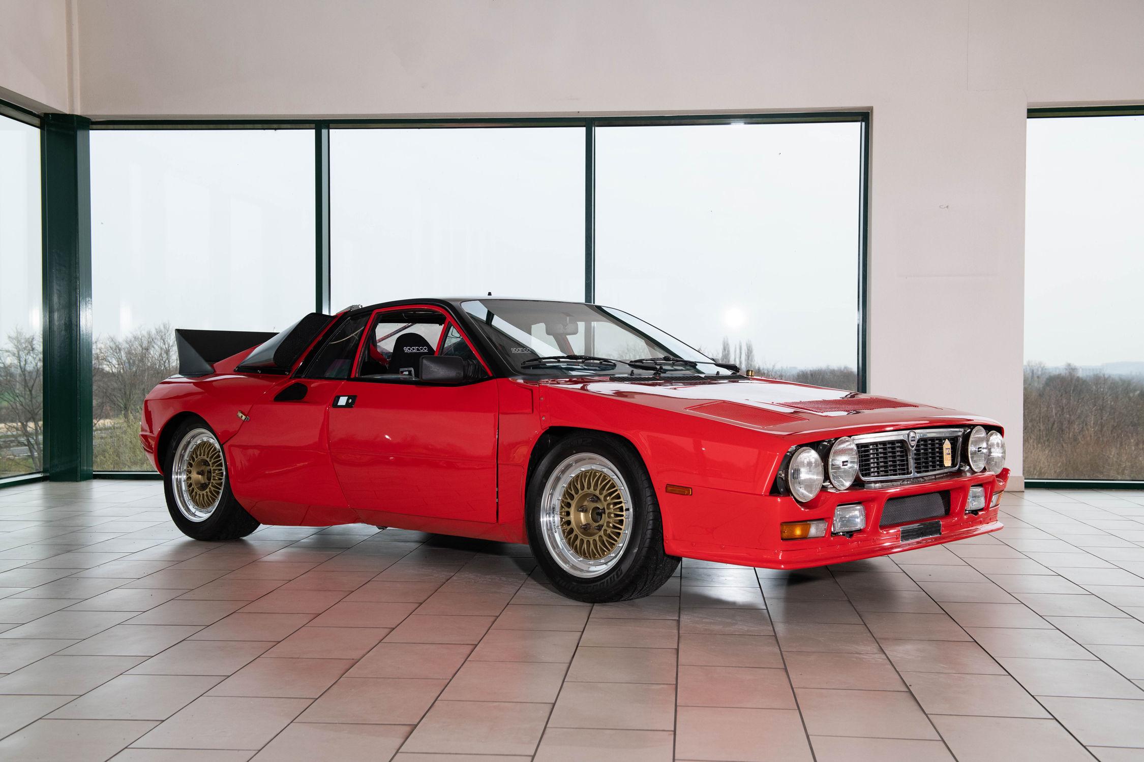 Lancia 037 Rally prototipo #SE037-001