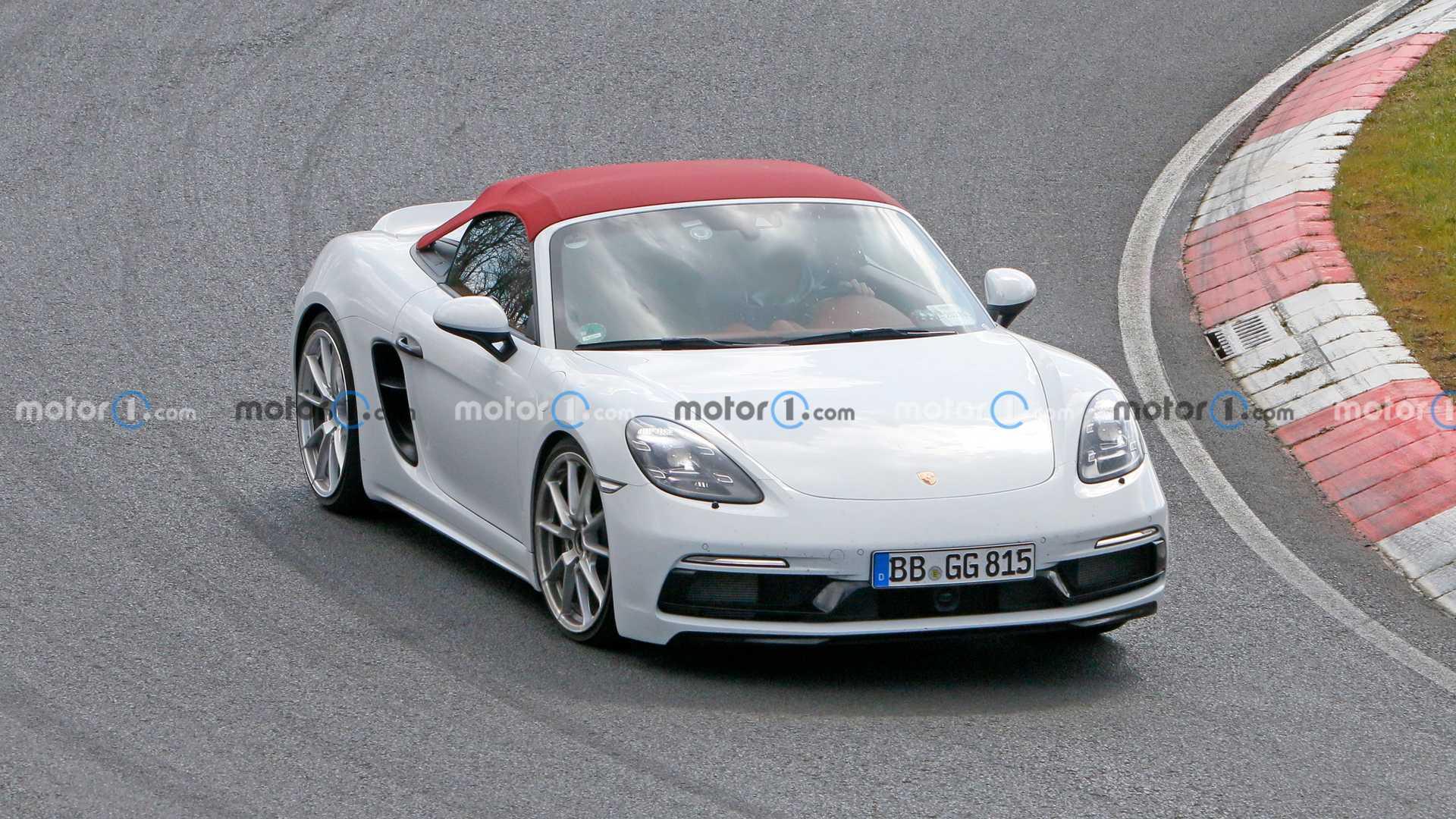 Porsche 718 Spyder T