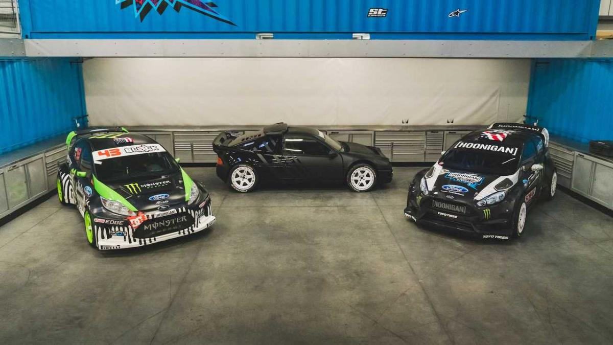 The Ken Block Collection