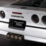 Callaway Chevrolet Corvette Sledgehammer de 1988