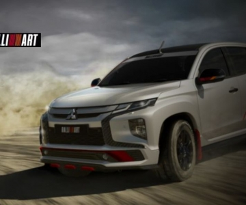 Mitsubishi Triton/L200 Ralliart Parts