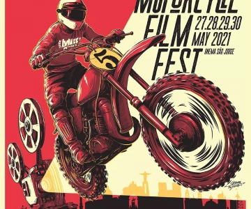 Lisbon Motorcycle Film Fest 2021
