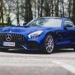 Mercedes-AMG GT de Valtteri Bottas