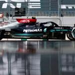 Valtteri Bottas estragou a festa a Hamilton na qualificação