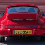Everrati Porsche 911 (964) EV restomod
