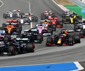 Mundial de F1 prossegue já no próximo fim de semana em Espanha