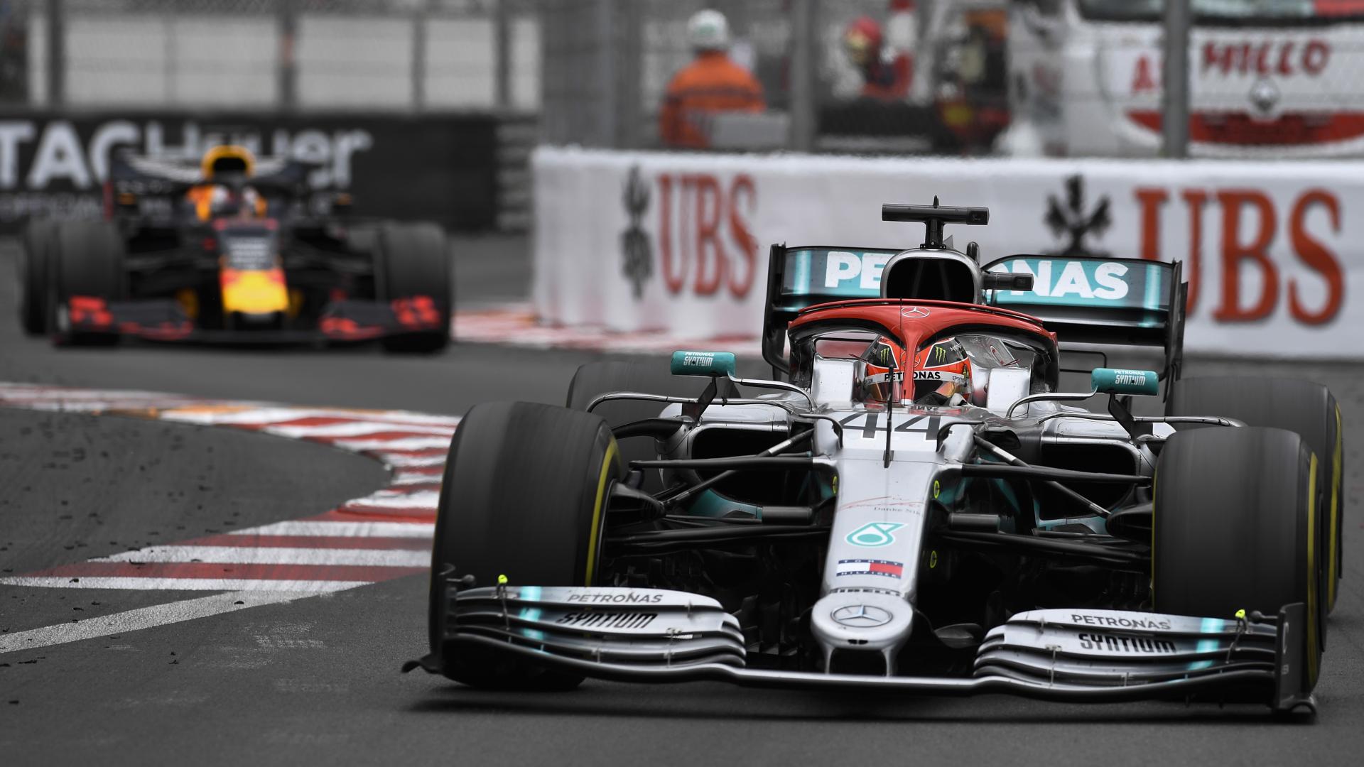 Hamilton foi o último vencedor do G.P. do Mónaco de F1 em 2019