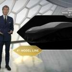 Estratégia da eletrificação da Lamborghini