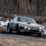 Porsche 924 Carrera GTS Rally de Walter Röhrl