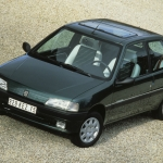 Peugeot 106 Roland Garros 1993