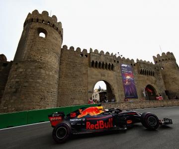 G.P. do Azerbaijão de F1
