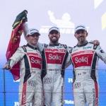 Gonzalez/Felix da Costa/Davidson