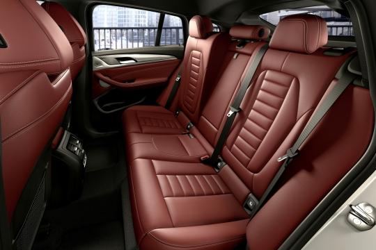 BMW X4 LCI