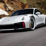 Render do Porsche Cajun