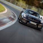 Porsche 911 GT2 RS com kit Manthey Performance