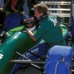Jordan 191 de Michael Schumacher