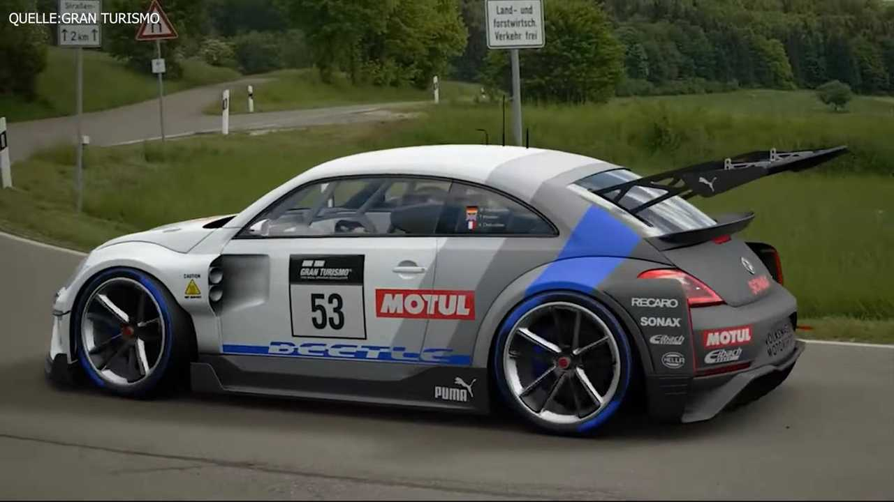 VW Beetle Widebody Prior Design JP Performance
