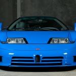 Bugatti EB 110 GT prototype (1994)
