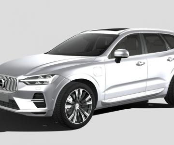 Render no próximo Volvo XC60