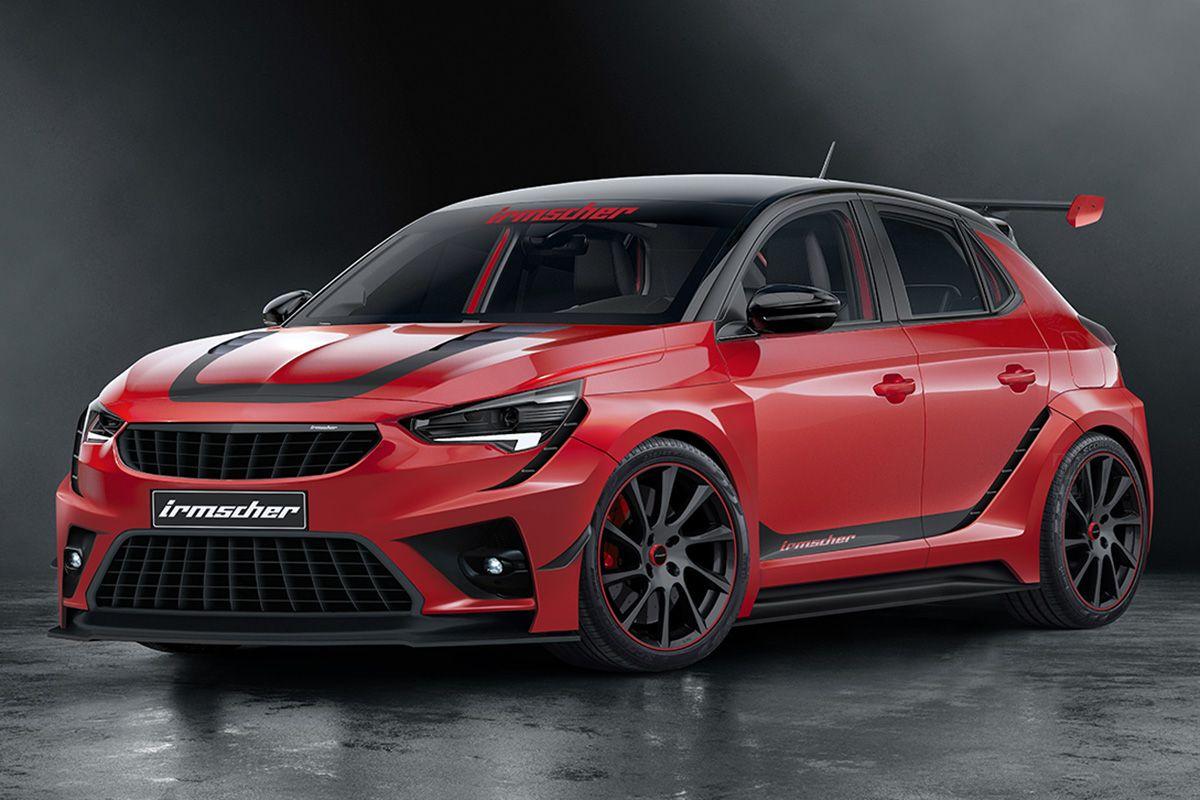 Irmscher Opel Corsa iRC