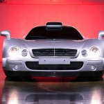 Mercedes-Benz AMG CLK GTR