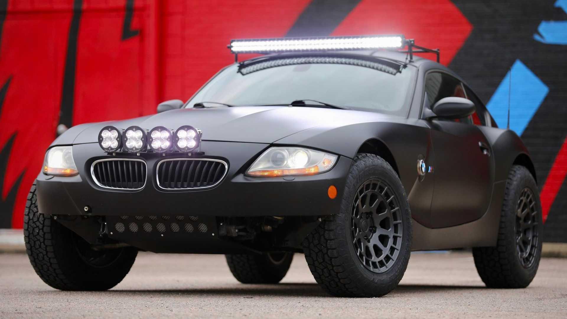 BMW Z4 M Coupé Safari