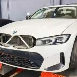 BMW Série 3 facelift