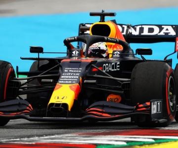 Max Verstappen faz dobradinha na Áustria