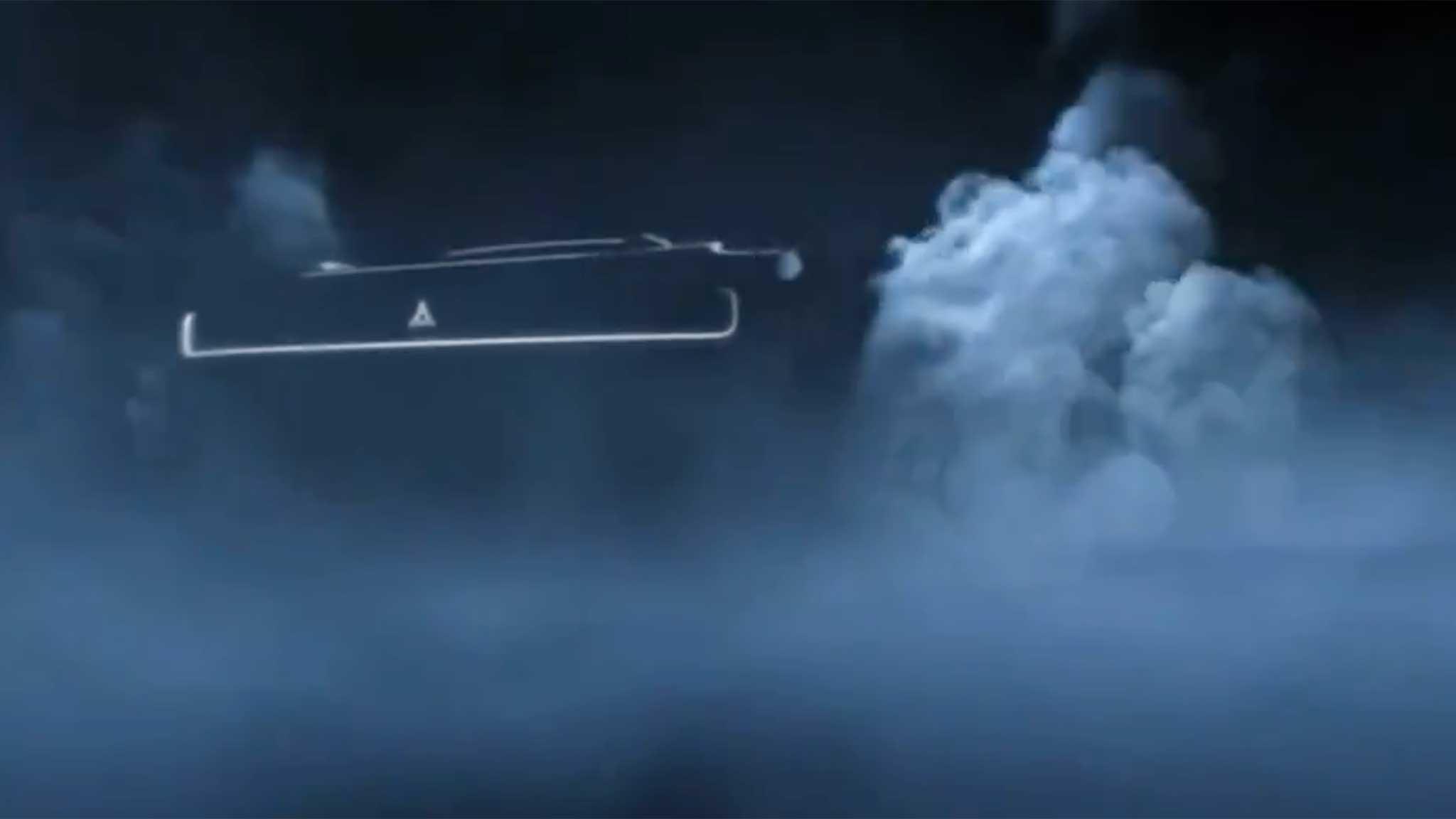 Teaser do Dodge elétrico