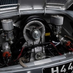 Glöcker-Porsche 356 Carrera 1500 coupé