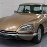 Citroën DS electric Electrogenic