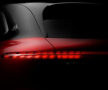 Mercedes-Benz EQS SUV Maybach