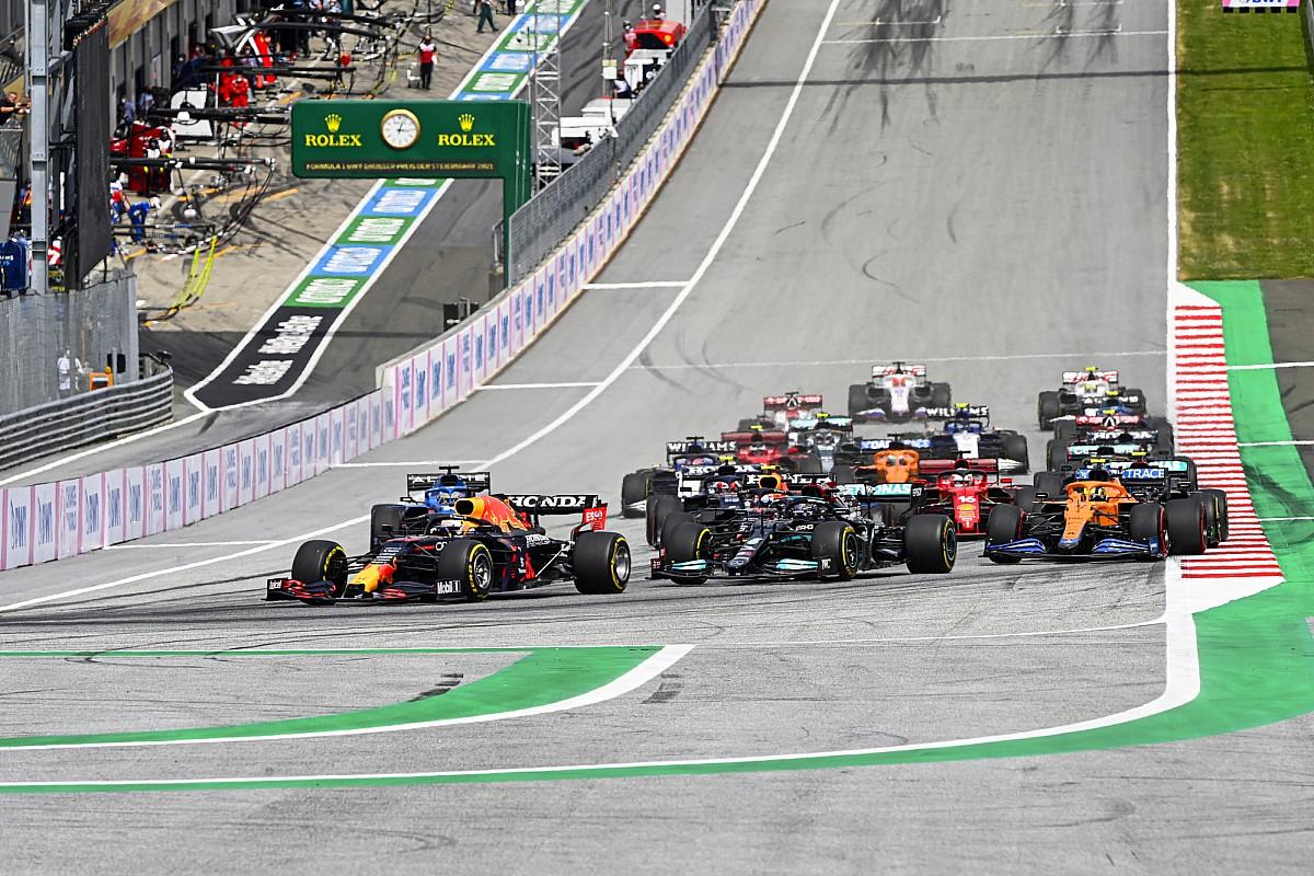 G.P. da Estíria de F1 2021