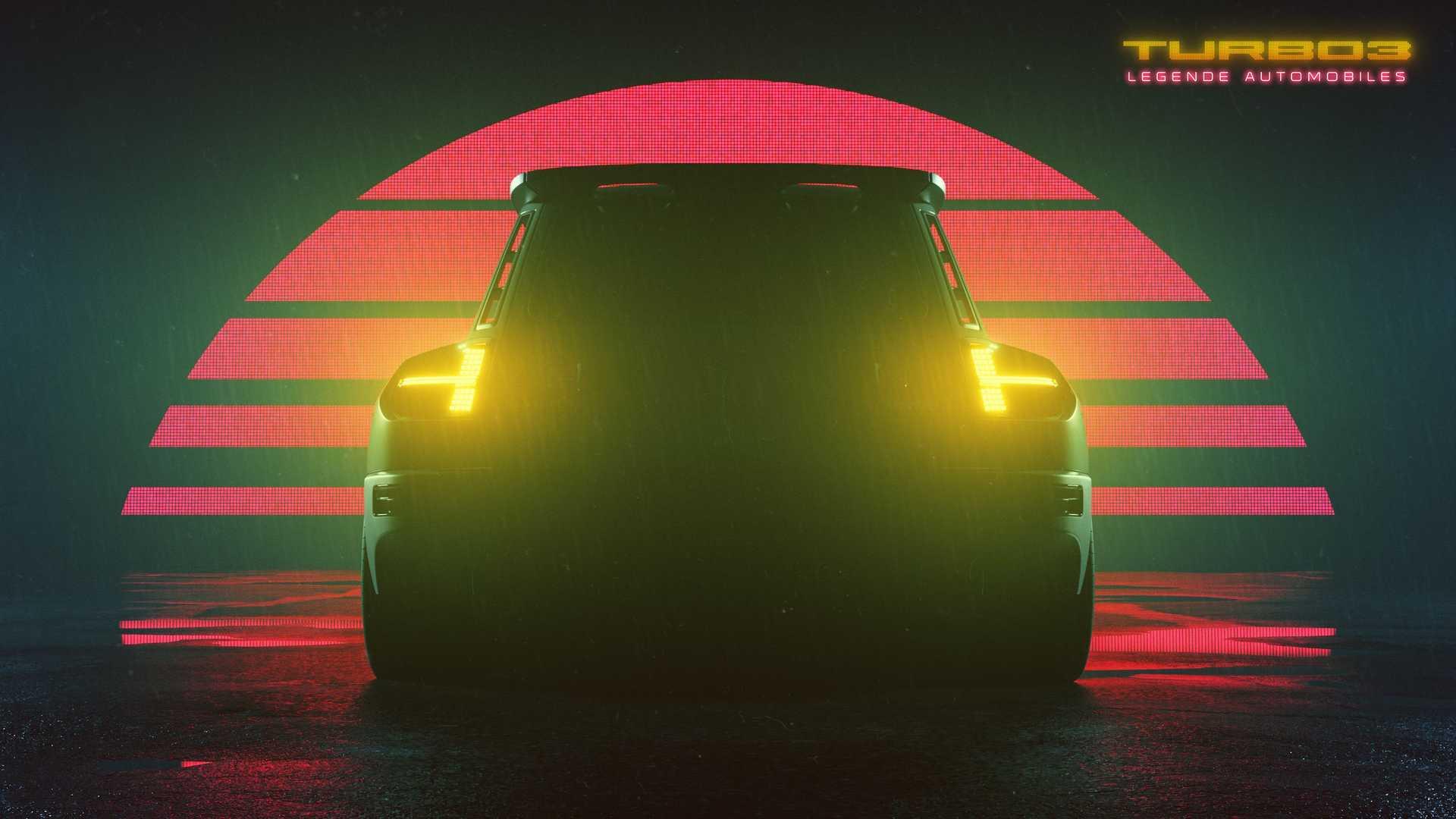 Legend Automobiles Turbo3