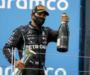 Lewis Hamilton é o piloto com mais triunfos em Hungaroring